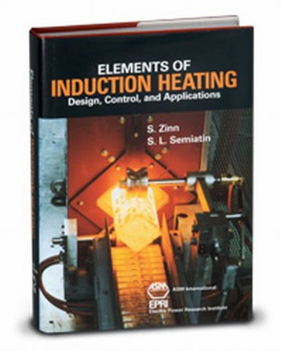 9780871703088: Elements of Induction Heating: Design Control and Applications (06522G)