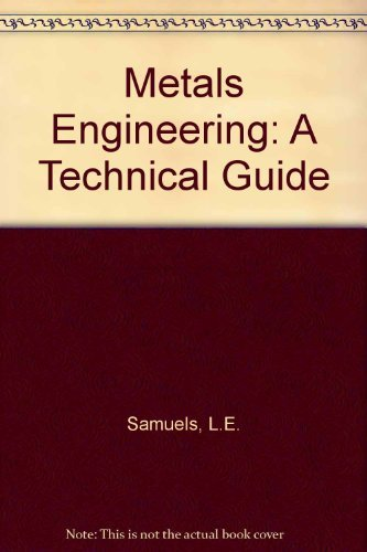Metals Engineering: A Technical Guide
