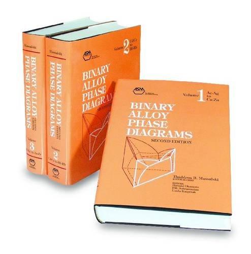 9780871704030: Binary Alloy Phase Diagrams