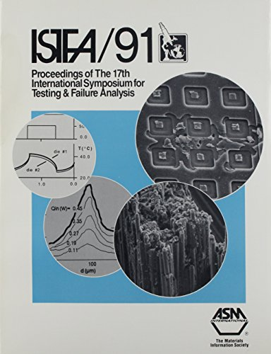 9780871704368: Istfa/'91 Proceedings: Proceedings of the 17th International Symposium for Testing and Failure Analysis