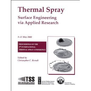 Thermal Spray Coatings: Research Design and Applications [Dec 01, 1993] Bernd.