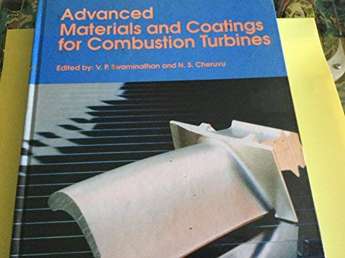 9780871704870: Advanced Materials & Coatings for Combustion Turbines