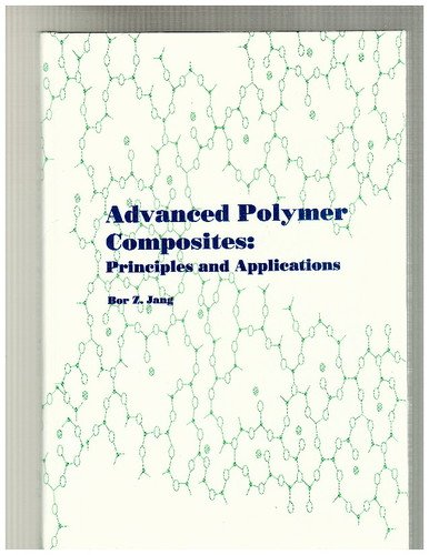 9780871704917: Advanced Polymer Composites: Principles and Applications (Pdl Handbook Series)