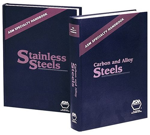 9780871705037: ASM Speciality Handbook Stainless Steels (ASM Handbooks)