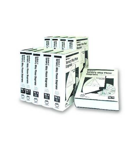 9780871705259: Handbook of Ternary Alloy Phase Diagrams