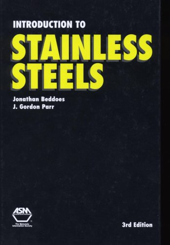 9780871706737: Introduction to Stainless Steels (#06685G)