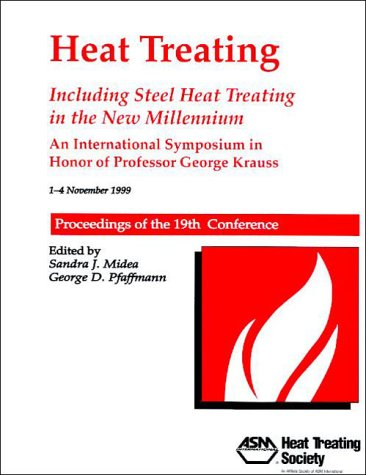9780871706812: Heat Treating: Including Steel Heat Treating in the New Millennium (06806G)