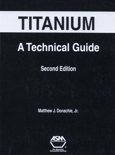 9780871706867: Titanium: A Technical Guide