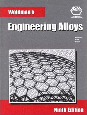 9780871706911: Woldman's Engineering Alloys