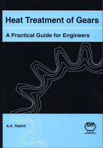 9780871706942: Heat Treatment of Gears: A Practical Guide for Engineers (06732G)