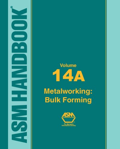 ASM Handbook: Vol. 14A: Metalworking: Bulk Forming (Hardback): ASM International