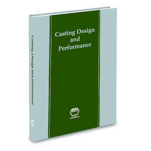9780871707246: Casting Design and Performance