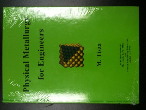 9780871707253: Physical Metallurgy for Engineers