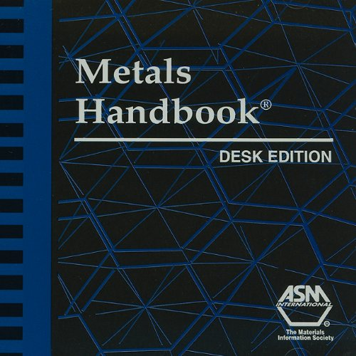 Metals Handbook Desk Edition: ASM International