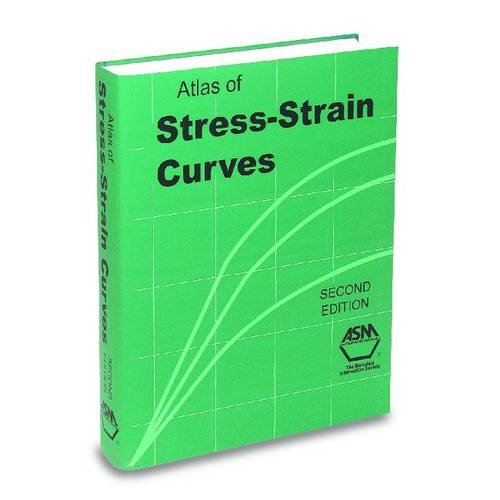 9780871707390: Atlas of Stress-Strain Curves, 2nd Edition (#06825G)