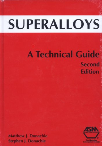 9780871707499: Superalloys: A Technical Guide