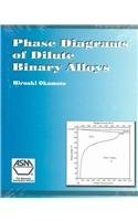 9780871707611: Phase Diagrams of Dilute Binary Alloys