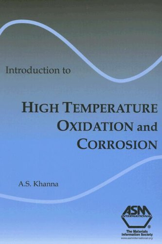 9780871707628: Introduction to High Temperature Oxidation and Corrosion (#06949G)