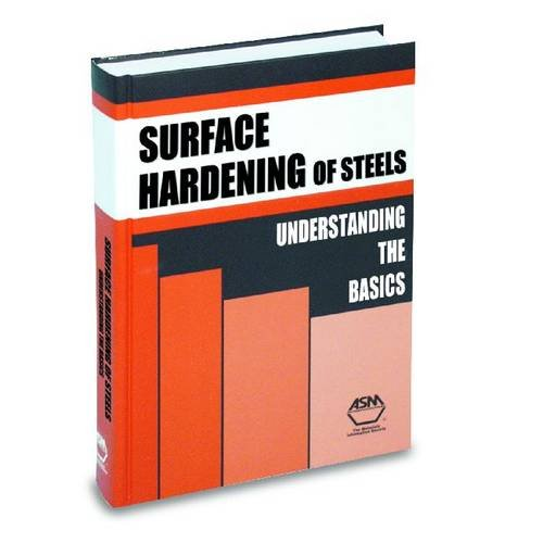 9780871707642: Surface Hardening of Steels: Understanding the Basics