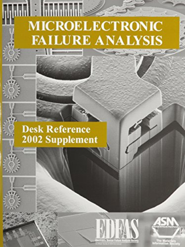 9780871707697: Microelectronic Failure Analysis: Desk Reference 2002 Supplement