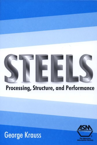 9780871708175: Steels: Processing, Structure, And Performance