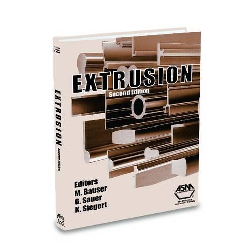 9780871708373: Extrusion
