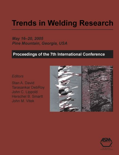 9780871708427: Trends in Welding Research: Proceedings of the 7th International Conference, May 16-20, 2005, Callaway Gardens Resort ..
