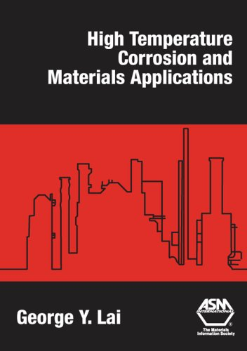9780871708533: Lai, G: High-Temperature Corrosion and Materials Applicatio