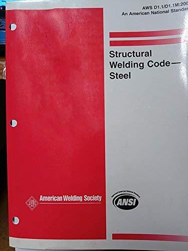 9780871710253: Structural Welding Code--Steel