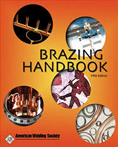 9780871710468: BRAZING HANDBOOK, 5th EDITION