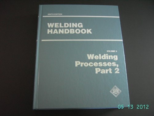 9780871710536: Welding Handbook