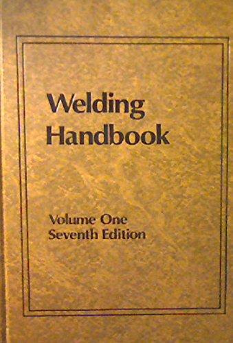 9780871711267: 001: Welding Handbook: Fundamentals of Welding
