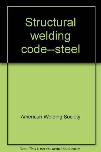 9780871711632: Structural welding code--steel