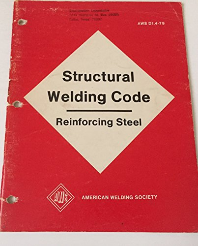 Structural Welding Code: American Welding Society