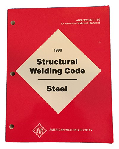 9780871713193: Structure Welding Code: Steel ANSI/AWS D1.1-90