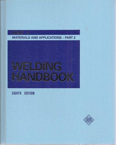 9780871714701: Welding Handbook, Vol. 3: Materials and Applications, Part 1