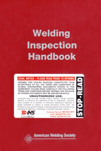 9780871715609: Welding Inspection Handbook