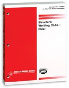 9780871717269: Structural Welding Code-steel : Aws D1 1/d1