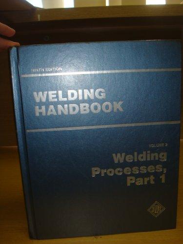 9780871717290: Welding Handbook. Volume 2: Welding Processes, Part 1