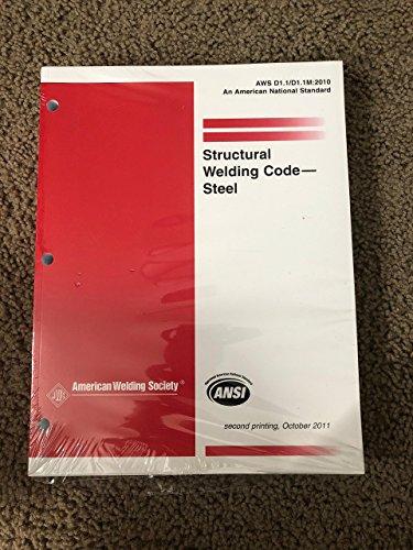 9780871717726: Aws D1.1/D1.1m 2010: Structural Welding Code Steel