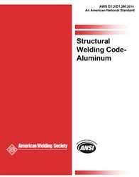 9780871718402: D1.2/D1.2M:2014 STRUCTURAL WELDING CODE ALUMINUM