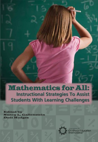 9780871731784: Mathematics for All: Instructional Strategies To Assist Students With Learning Challenges