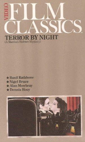 9780871762122: TERROR BY NIGHT