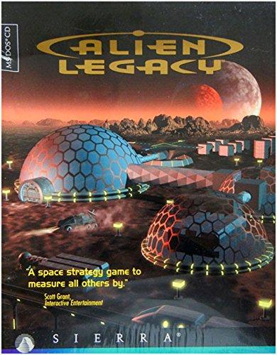 9780871770769: Alien Legacy(MS DOS CD game)