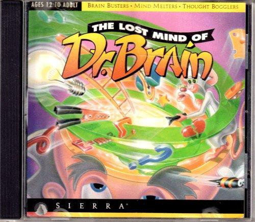 Dr. Brain III 3: The Lost Mind of Dr. Brain (PC / Mac CD-Rom): On-Line Sierra