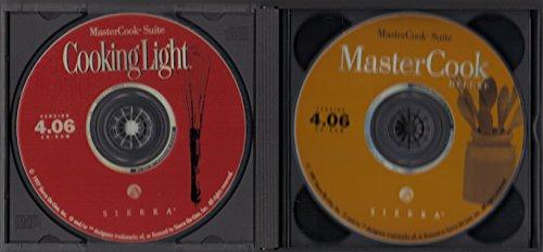 9780871776396: The Complete MasterCook Suite: Master Cook Deluxe 4.0 / MasterCook Cooking Light / MasterCook Graham Kerr's Swiftly Seasoned / Bonus Appetizer-Aperitif Cookbook (Windows 95/3.1 CD - Macintosh 7.1+CD)