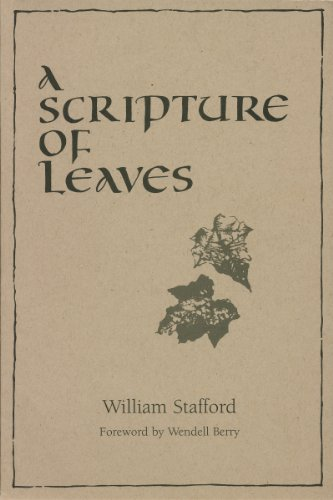 9780871780188: A Scripture of Leaves