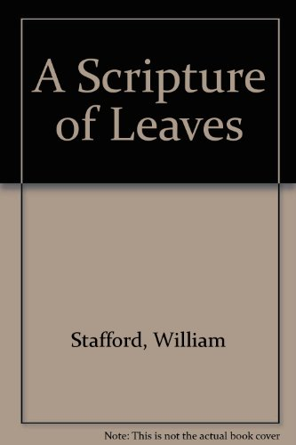 9780871785312: A Scripture of Leaves