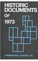 Daniel Boorstin's Copy of Historic Documents 1973: Cumulative Index 1972-73