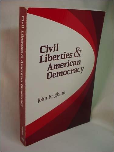 9780871873033: Civil Liberties and American Democracy